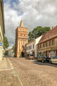 Brandenburger Tortuerme