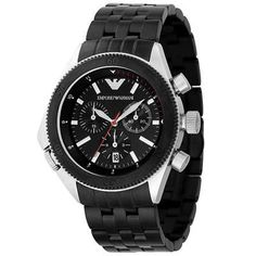 7fc57cab2b9 AR0547 EMPORIO ARMANI CHRONO MENS WATCH ONLY 280  Armani Watches For Women