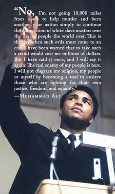Quotes by Muhammad Ali. Muhammad Ali, a great boxer, an aspirational activist and an aspiring philanthropist, has motivated the people with his sayings and quotes for quite a long time. Me Quotes, Motivational Quotes, Inspirational Quotes, Famous Quotes, Expression Populaire, Muhammad Ali Quotes, Black History Facts, Sport Motivation, African American History