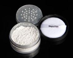 Smooth Loose Powder Makeup Transparent Finishing Powder