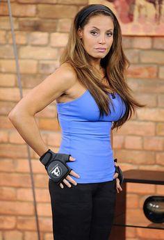 Former WWE Diva Trish Stratus today