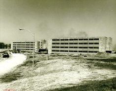 Campus Construction,1961-1962 :: Staubitz Archives Digital Images