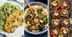 Vegan weight loss recipes for dinner that are low-carb, delicious, simple and clean eating. Slim down with a detox, plant-based, dairy-free fat loss diet!