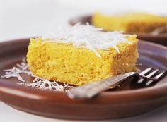 O Melhor Bolo de Milho, sem lactose, sem glúten e vegano! Receita do fru-fruta por Pati Bianco para sua festa junina. Fácil e saudável!