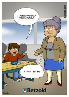 #Lehrercartoon #Lehrer #Lehrersprüche #Lehrerhumor #Comic ...