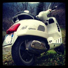 My Vespa GTS Super ❤