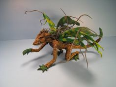 Made to Order Custom Fairy Monster Dragon by RavendarkCreations, $450.00