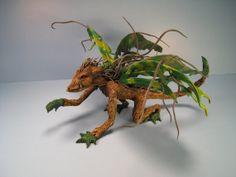 Made to Order Custom Fairy Monster Dragon by RavendarkCreations, $450.00
