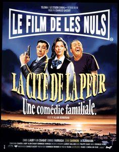 """mon-petit-cinema """"La Cité de la peur"""" - Alain Berbérian (1994)"""