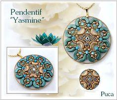 Yasmine ... - Les perles de PUCA