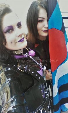 Pride day with MistressYuuki 25.6.2016