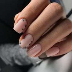 Floral Nail Art for Summer and Spring Ideas make our nails more beautiful and fresh. Especially if paired with white nail polish based that gives the impression of feminine and elegant. Nail Art Designs, Classy Nail Designs, Simple Wedding Nails, Wedding Nails Design, Nude Nails, Gel Nails, Nail Polish, Acrylic Nails, Floral Nail Art