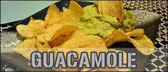 Chips con Guacamole http://elreceton.blogspot.com.es/