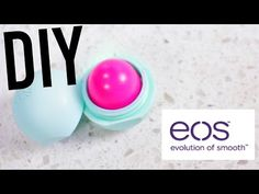 How To Make Your Own Tinted Eos Lip Balm – Cute DIY Projects