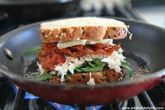 """<p>Oh my!<a href=""""http://www.adishofdailylife.com/2015/04/turkey-club-havarti-grilled-cheese/"""" target=""""_blank""""> A Dish of Daily Life</a> has come up with a totally unbeatabletwist on grilled cheese with this sandwich!</p>"""
