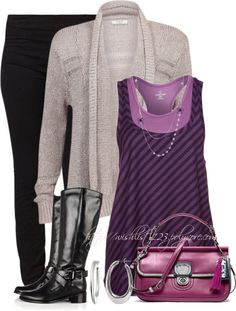 """Stripes"" by wishlist123 on Polyvore"