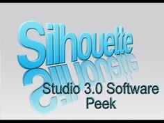 Silhouette Studio v3 first impressions