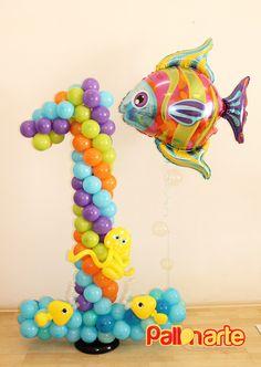number whit balloons balloon decor palloncini grosseto numero con palloncini decoracion con globos numero 1