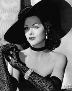 HEDY LAMARR 8x10 PICTURE VERY GORGEOUS ACTRESS PHOTO