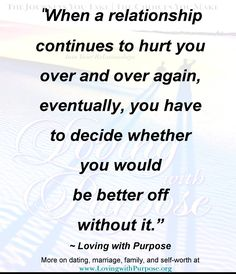 hurtful friendship quotes | Keeping the Hurt « Loving With Purpose