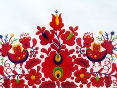 Folk Art, Sharpies, Paper Quilling, Hungary, Rooster, Doodles, Bohemian, Embroidery, Style