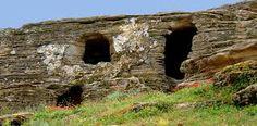 Posibles cuevas prehistoricas