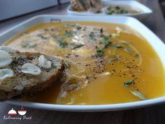 Zupa krem z dyni - YouTube
