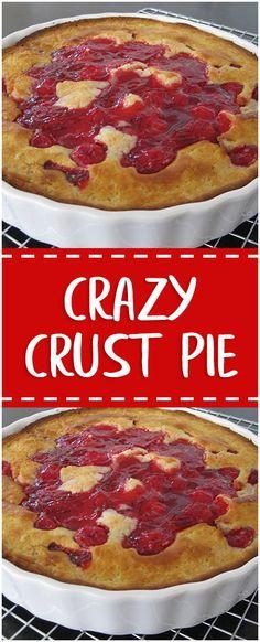 Crazy Crust Pie – Fresh Family Recipes