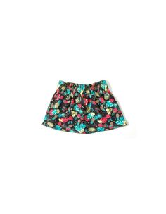 Hanna Andersson Cotton Floral Brown Skirt Size 100 (CM) - off Brown Skirts, Brown Girl, Hanna Andersson, Boho Shorts, Dress Skirt, Ballet Skirt, Tropical, Floral, Swimwear
