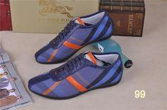 Men Burberry Shoes