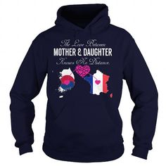 Cool THE LOVE BETWEEN MOTHER AND DAUGHTER - South Korea France T-Shirts
