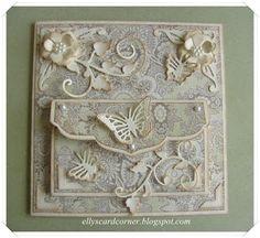 Elly's Card- Corner: Kaart met geld-envelopje.