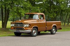 1960 dodge pickup, truck, photo