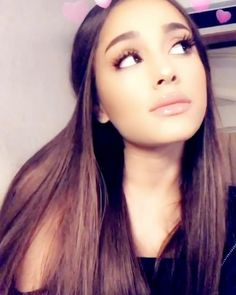 thousand likes, thousand comments - Ariana Grande (Ariana Grande) at Ins . Cabello Ariana Grande, Ariana Grande Hair, Ariana Grande Images, Anna, Ariana Instagram, Instagram Posts, Snap Girls, Cute Instagram Pictures, Celebrity Babies