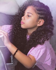 73 best mixed girl hairstyles images  curly hair styles