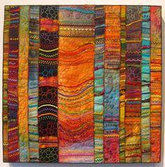 Carol Ann Waugh ~ Fiber Artista