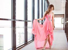 Daniela Nízlová, dress: V&E Fashion