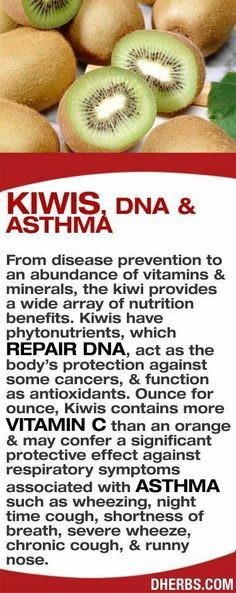 Health benefits of kiwi #healingfood #kiwi #vitaminc #asthma #asthmamedicine