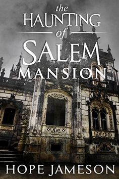 Salem Mansion was a frightening place with a history that came straight from the Salem witch hunts. One of the women accused of being a witch couldn't let go of her terrible and unjust death. Best Books To Read, Books To Buy, I Love Books, Good Books, Book Club Books, Book Nerd, Book Lists, Horror Books, Horror Movies