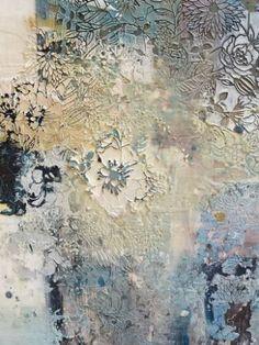 "Saatchi Art Artist Leah Macdonald; Painting, ""Bloom"" #art"