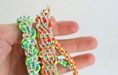 Cool colorful bracelet