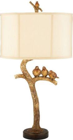 Sterling Industries   Bird lamps  129.00  Rugs USA