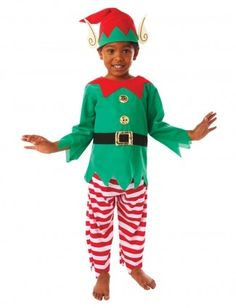 A Cute Little Elf Costume For Children | Stuff to Buy | Pinterest ...