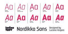Nordikka - Webfont & Desktop font « MyFonts
