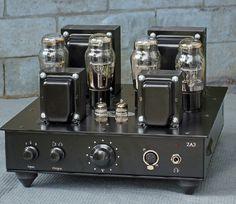 Eddie Current 2A3 Mk IV Headphone/Speaker Amplifier
