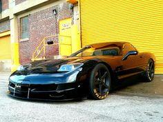C5 Corvette - Night Rider