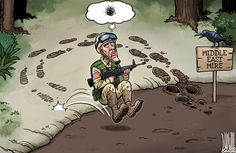 Jump back to mire, Luojie,China Daily, China,Obama,send,troops,back,Middle East,Syria