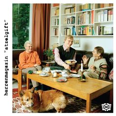 Herrenmagazin - Atzelgift Jazz Club, Techno, Der Elf, Comedy, Vinyl, Tours, Events, Products, Music
