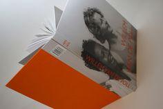 Idée de Couv #yearbook // Catalogue Willem van de Poll by Edwin van Praet