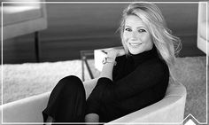 Gwyneth Paltrow for Frederique Constant Watches from Berry's Jewellers